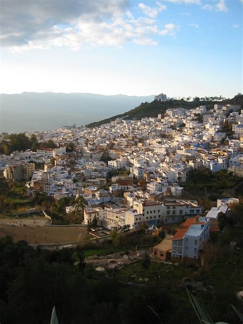 Chefchaouen – Travel guide at Wikivoyage