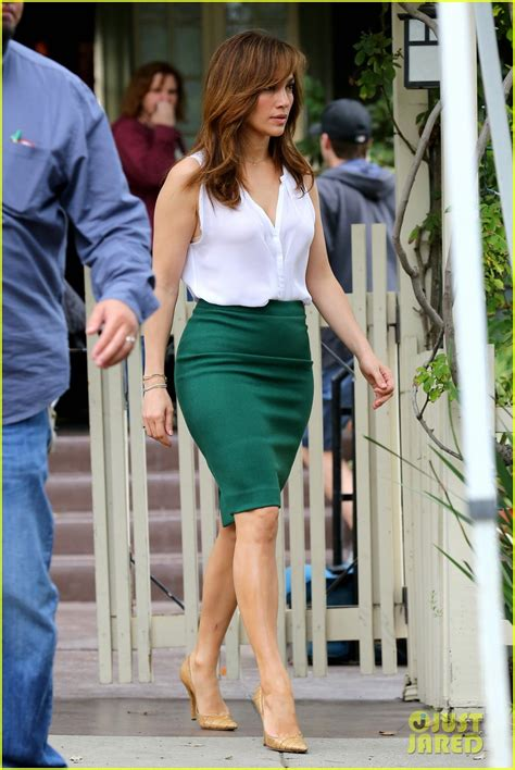 Jennifer Lopez: Sexy Outfit Switch for 'Boy Next Door