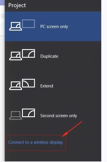 Your PC or Mobile Device Doesn't Support Miracast Error
