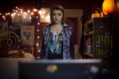 Cyberbully star Maisie Williams: No one should have the