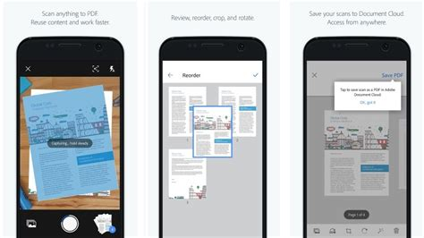 Adobe Scan App With Text Recognition Launched for Android