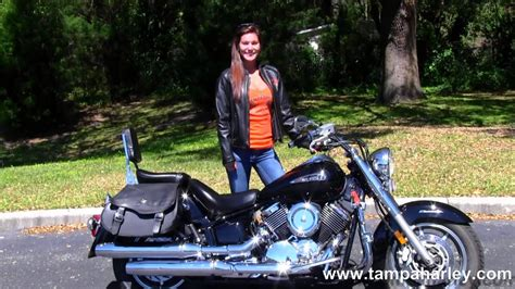 Used 2008 Yamaha V-Star 1100 Classic - Motorcycles for