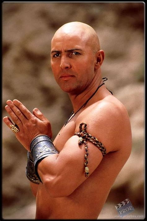 Imhotep´s (Arnold Vosloo) Wrist Cuffs Wardrobe from The