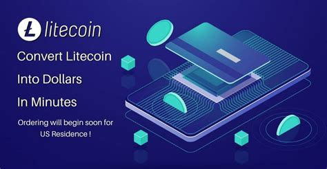 Litecoin Card Will be Available Soon; US Residents First
