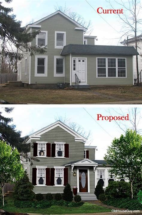 Old House Renovation | Old home renovation, Home exterior