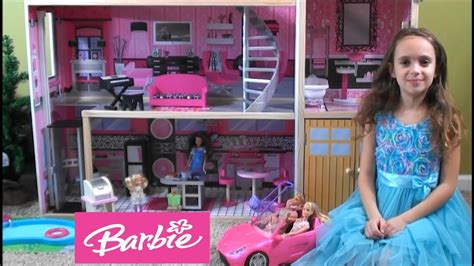 Barbie: Barbie and Ken Have a Baby in Barbie's NEW Sparkle