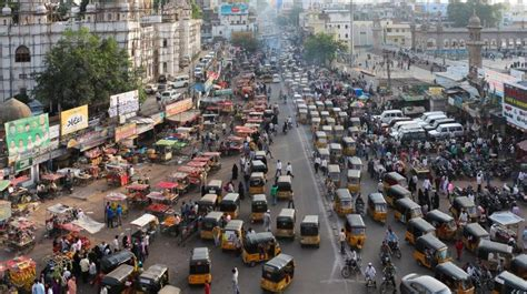 Hyderabad noise levels at all-time high, 3rd among sound