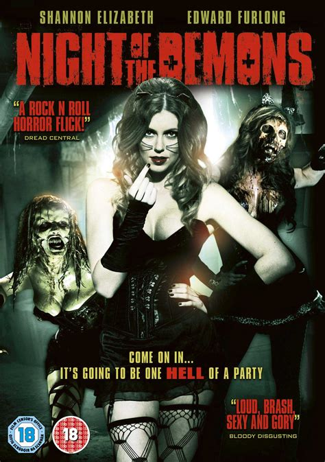 NIGHT OF THE DEMONS is coming to cinemas September 17th | HNN