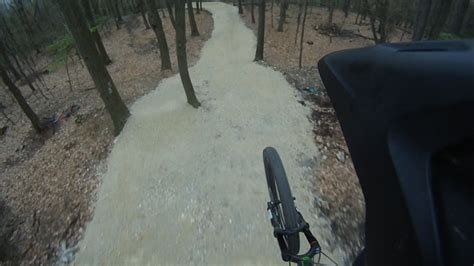 Best Downhill MTB Trails / Jumps White Clay, Mt