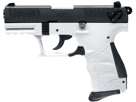 Walther P22Q Chess Gas-Signalwaffe