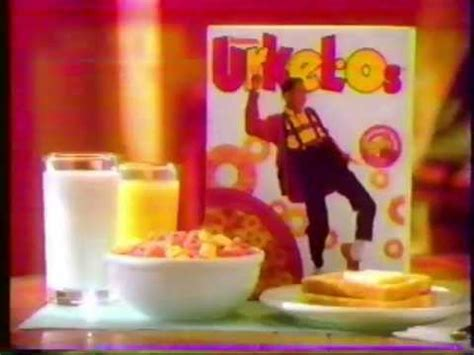 Urkel-Os breakfast cereal 1992 commercial - YouTube