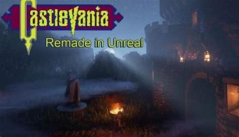 Fan-made Castlevania Remake in Unreal Engine 4 is now