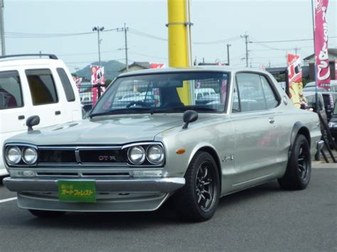 Featured 1972 Nissan Skyline GTR replica at J-Spec Imports