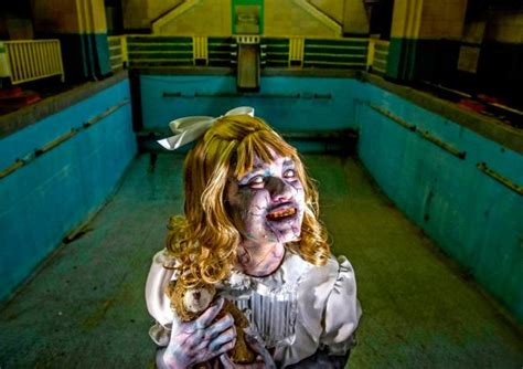 Queen Mary's Dark Harbor: Meet the characters based on