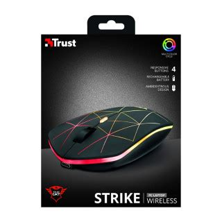 Trust 22625 GXT 117 Strike Wireless Gaming Mouse - pc