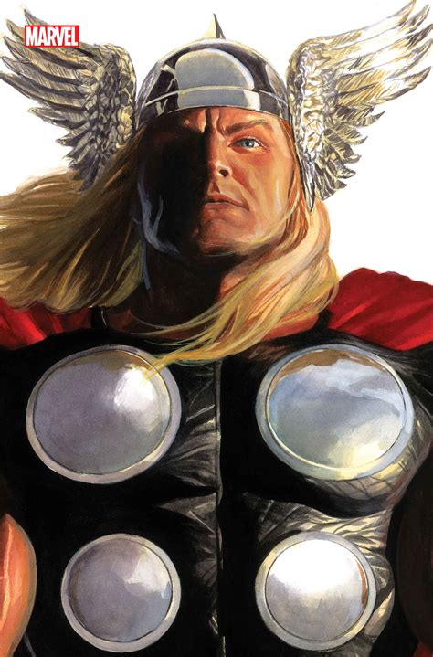 """Marvel's """"Timeless"""" Alex Ross Variant Covers Are Truly"""