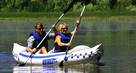 Sea Eagle 330 Review   Inflatable Kayaker