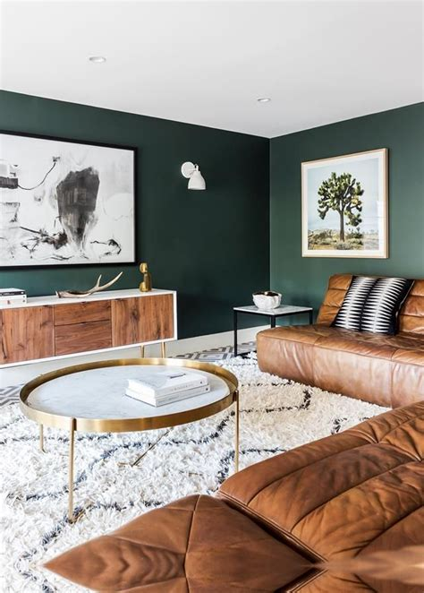 Top 10 Interiors in 'Night Watch' - Color of the Year for