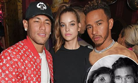 Barbara Palvin 'emerges at 5am after partying with Neymar