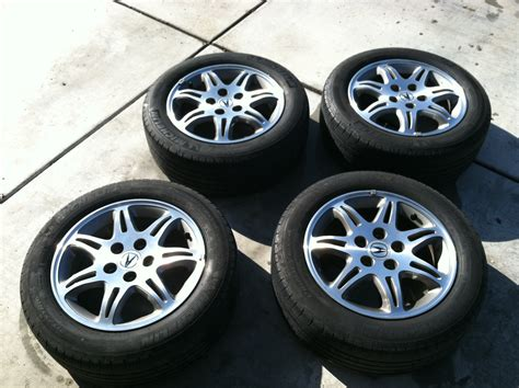 CLOSED 1999 Acura TL OEM Wheels and Tires - AcuraZine