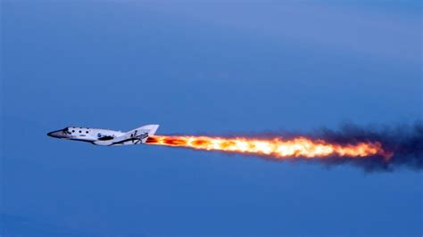 SpaceShipTwo Flew on Untested Rocket