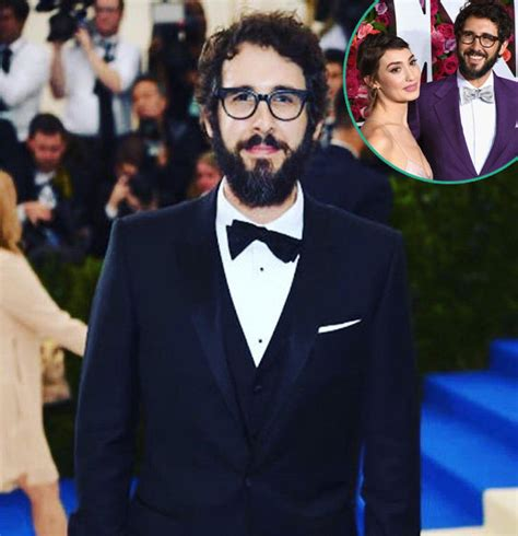Josh Groban Married Talks! Wife To Be & Dating Status Of