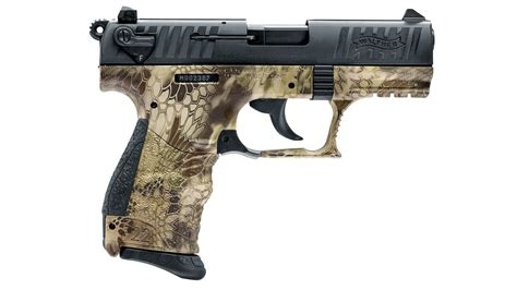 Walther P22Q 9 mm P