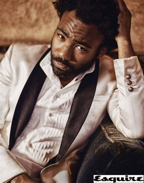 Donald Glover Compares Himself to the Modern Day Tupac   E