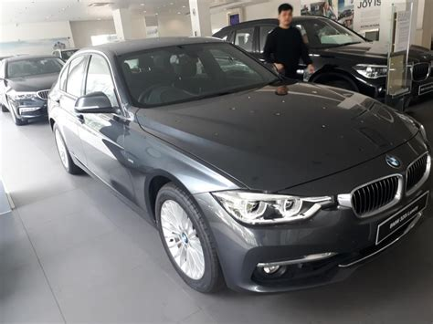 3 series: PROMO BMW 320 2018 BEST OFFER IN LAST YEAR