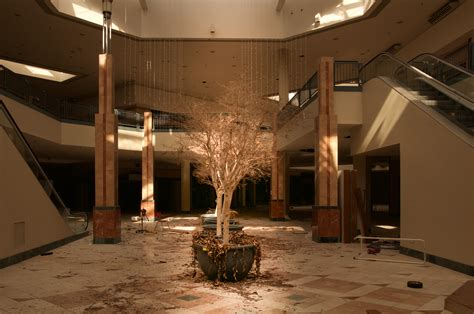 Step Inside The Abandoned Mall That's Been Left To Decay