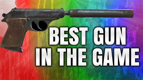 Fallout 4 - Best Gun (Pistol) in the Game for any Assassin