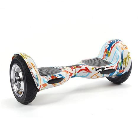 StabilitySaw 10 Inch Hoverboard with Bluetooth (optional