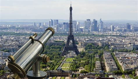 Montparnasse Tower Entry Pass - PARISCityVISION