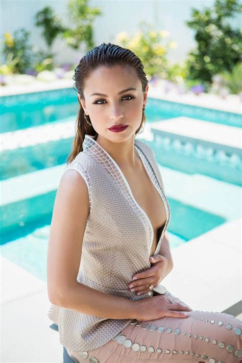 Dominican-American actress Aimee Carrero For more visit