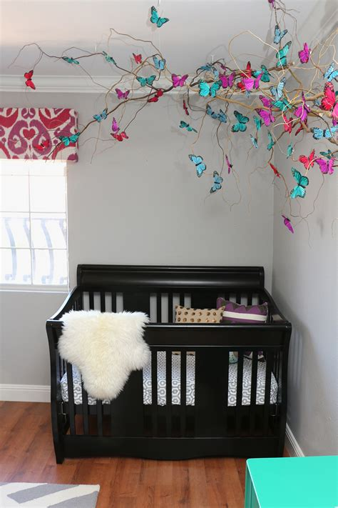Butterfly Nursery | Design by Numbers