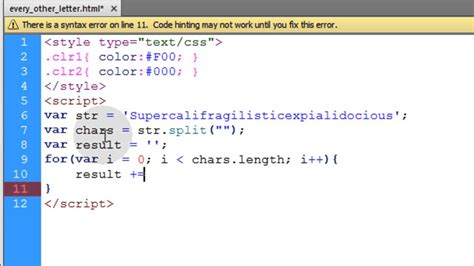 Q+A - How to alternate text color using JavaScript - YouTube