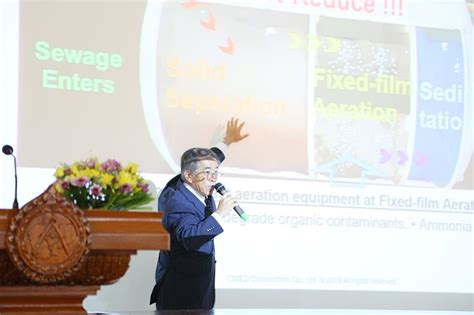 """Sharing Session """"STP; Sewerage Treatment Plant"""" by Mr"""