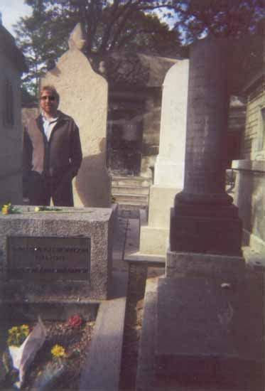ON THE ANNIVERSARY OF JIM MORRISON`S DEATH AND A GHOSTLY