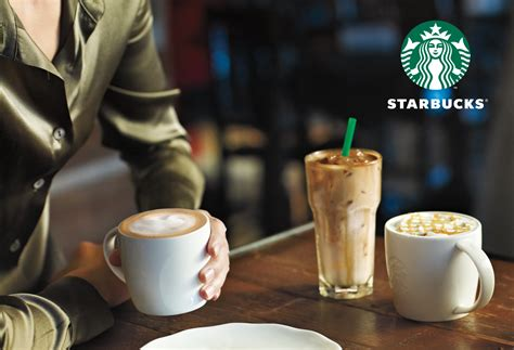 Enjoy a free Starbucks handcrafted drink when you buy one