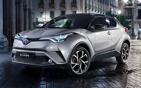 2016 Toyota C-HR Hybrid - Wallpapers and HD Images   Car Pixel