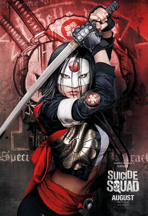 Suicide Squad Character Posters Bring in the Bad Guys