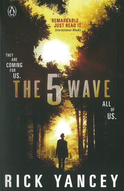 The 5th Wave by Rick Yancey - Penguin Books Australia