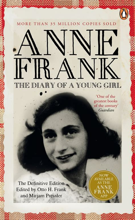 The Diary of a Young Girl by Anne Frank - Penguin Books