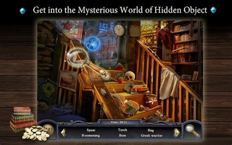 Hidden Object Mystery Guardian » Android Games 365 - Free