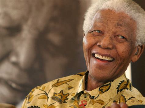 Nelson Mandela Never Said One Of His Most Famous 'Quotes