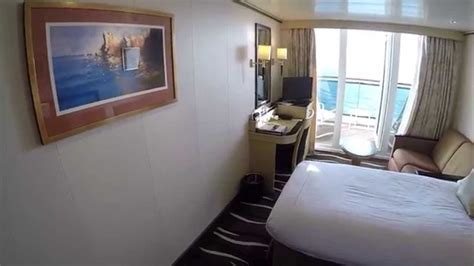 Queen Mary 2 - Balcony Cabin on Deck 11 - YouTube