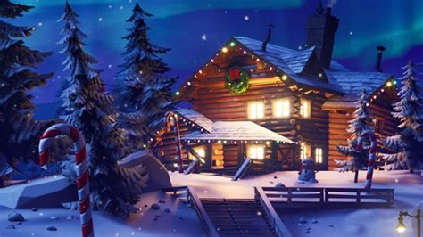 Fortnite Winterfest 2019: all the information and dates of