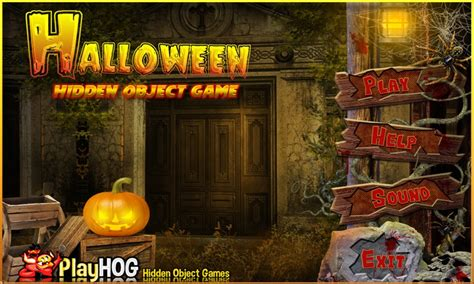 Free Free Hidden Object Game - Halloween APK Download For