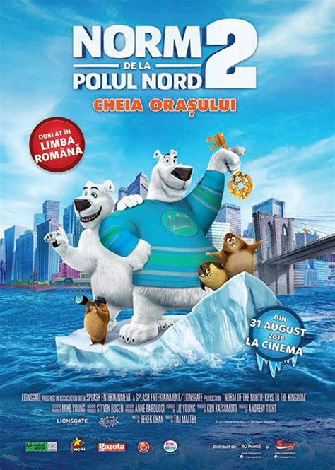 Watch Norm of the North: Keys to the Kingdom 2019 full