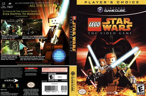GL5E4F - LEGO Star Wars: The Video Game